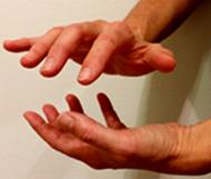 Des main qui soignent